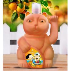 Meme Kids Doll Shampoo 500mL - Orange