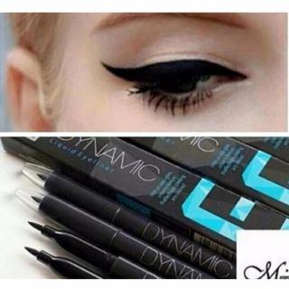 Menow Mn Eyeliner Spidol Waterproof - Hitam thumbnail