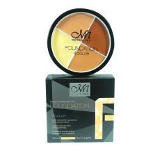 MENOW - PRO Foundation 4 Colors - Bare Minerals Matte - Foundation No.2