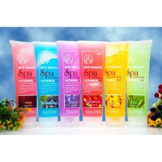 Mesh Body Shop Yesnow Spa Exfoliating Gel Scrub Whitening RANDOM - 1 pc