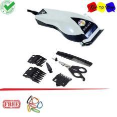 Mesin Alat cukur rambut listrik terbaik happy king HK-900 - potong pangkas  clipper + 5919e8b7a7