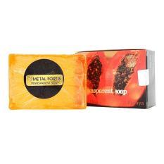 METAL FORTIS Original Pembersih Badan XX-MF SABUN PAPAYA 130GR Bar Soap Body - Orange