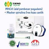 Toko Mhca Pembesar Payudara Plus Masker Spirulina Gratis Kuas Tiens Online