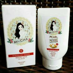 Beli Micha Lotion Whitening Korea Original Lotion Pemutih North Sumatra