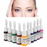 Beli Microblading Semi Permanent Makeup Eyebrow Eyeliner Tattoo Pigment Ink Intl Oobest Dengan Harga Terjangkau