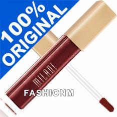 Spesifikasi Milani Amore Matte Metallic Lip Creme Making Me Matte 11 Murah