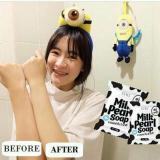 Beli Milk Pearl Soap Evaly Sabun Pemutih Wajah Ampuh Original From Thailand Cicil