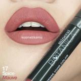 Toko Mineral Botanica Soft Matte Lip Cream 017 Spice Mauve Online Terpercaya