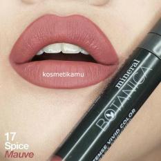 Spesifikasi Mineral Botanica Soft Matte Lip Cream 017 Spice Mauve Merk Mineral Botanica
