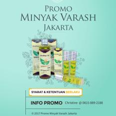 Minyak Angin Herbal Varash Care 60ml