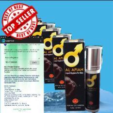 Ulasan Mengenai Minyak Herbal Oles Al Afiah For Men Black Stone