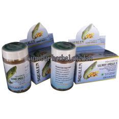 Harga Minyak Ikan Squalen Salmon Omega 3 2 Botol 100 Capsule North Sumatra