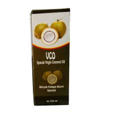 Minyak Kelapa Murni Spesial (Kharisma VCO Virgin Coconut Oil) -125ml