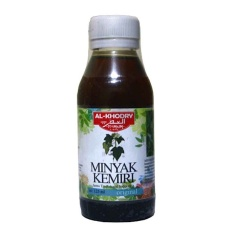 Katalog Minyak Kemiri Al Khodry Original 125 Ml Terbaru