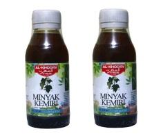 Minyak Kemiri Al Khodry - Penumbuh Rambut  125mL - 2 Botol