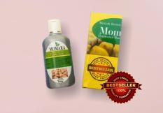 Minyak Kemiri Bakar Original MOMARA Untuk Rambut Rontok dan Kebotakan Ukuran 100ml