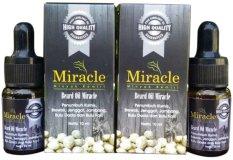 Minyak Kemiri Beard Oil Miracle Penumbuh Jenggot Kumis Jambang Brewok Dan Bulu Dada