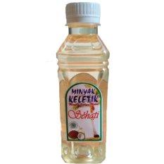 Minyak Klentik / minyak kelapa traditional serbaguna 250ml