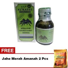 Minyak Obat Shampo Penumbuh Rambut Al Katel