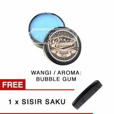 Minyak Rambut Tm Pomade Heavy 55gr - Bubble Gum By Proboscis Pomade Shop.