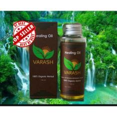 Diskon Minyak Varash Healing Oil 100 Ml