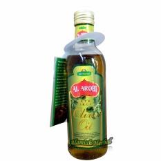 Diskon Minyak Zaitun Al Aroby Extra Virgin Olive Oil 325Ml North Sumatra
