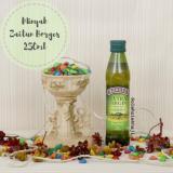 Cuci Gudang Minyak Zaitun Borges 250Ml Minyak Zaitun Original Buah Zaitun Oleh Oleh Haji Umroh
