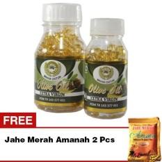 Minyak Zaitun Extra Virgin Olive Oil Kapsul 200