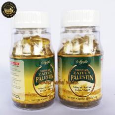 Cara Beli Minyak Zaitun Extra Virgin Palestin 100Kapsul 2Botol