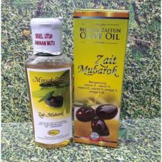 Minyak Zaitun Olive Oil Zait Mubarok ORIGINAL 100% - 60ml