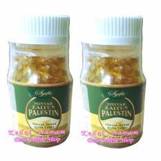 Review Minyak Zaitun Palestin 100Kapsul 2Botol Di South Sumatra