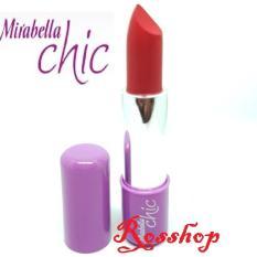 Mirabella Chic Colormoist Lipstik - 03
