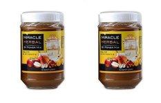 Spesifikasi Miracle Herbal By Power Mix Madu Hitam 2 Botol Terbaik