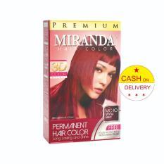 Miranda hair color / cat rambut warna sesuai gambar