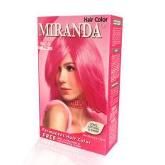 Miranda Hair Color - MC 5 Pink