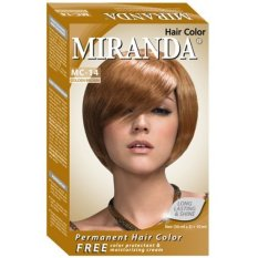 Miranda Hair Color Mc14 - Golden Brown 30 Ml