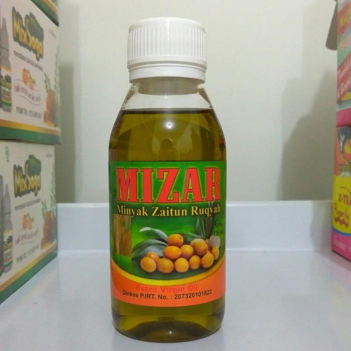 Pencarian Termurah Mizar Minyak Zaitun Ruqyah 125 ML harga penawaran -  Hanya Rp49.320 9822d62c5b