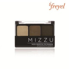 Mizzu Gradical Eye Shadow - Natural Mocha
