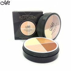 MN Foundation Concealer 4 Colour - 1 Pcs