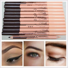 MN Menow 2in1 Eyeliner / Eyebrow Pensil Alis + Concealer Pencil