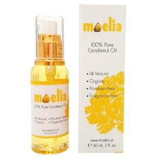 Moelia Oil Minyak Kemiri Candlenut Oil Original