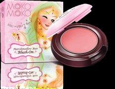 Harga Moko Moko Marshmallow Bun Blush On Pink Pk841 Terbaik