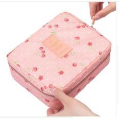 Monopoly Flower Multi Pouch ver 2/ Tas Kosmetik travel / Korea Organizer Multi fungsiIDR39000. Rp 42.000