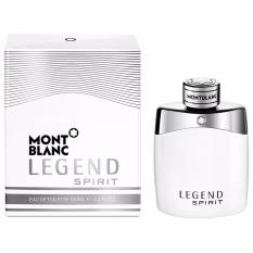 Promo Montblanc Legend Spirit For Men Edt 100Ml Akhir Tahun
