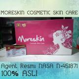 Harga Moreskin Cosmetic Skin Care Nasa Original Bonus Free Pouch Murah