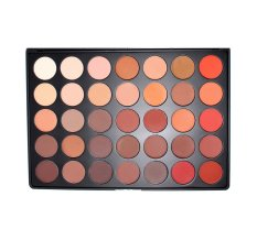 Spesifikasi Morphe Eyeshadow Palette 35Om All Matte Yang Bagus Dan Murah