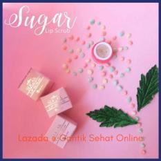 Toko Scrub Bibir Ms Glow Pelembab Bibir Perawatan Bibir Kering Pemerah Bibir Ms Glow Sugar Lip Scrub Original 100 Online Terpercaya