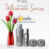 Toko Ms Glow Ultimate Series Paket Perawatan Flek Wajah 100 Original Murah Di North Sumatra