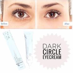 Msglow.idn Dark Circle Eye Cream / MS Glow salep menghilangkan kantung mata hitam & mata panda