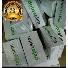 Jual Beli Msi Detox Slim Pelangsing Alami Dari Extrak Green Tea Detok Alami Original Msi Baru Bali